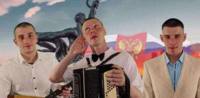 Зэки из Тагила поздравляют с Днем России