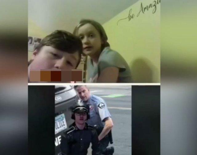 CodComedy TJ против детей, поддерживающих BLM