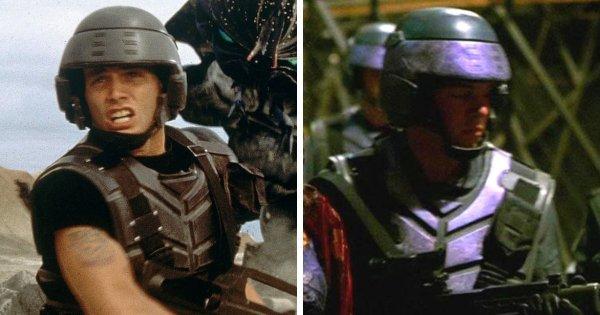 Броня из «Космического десанта» появлялась в сериале «Светлячок», а также в фильмах «Планета обезьян»