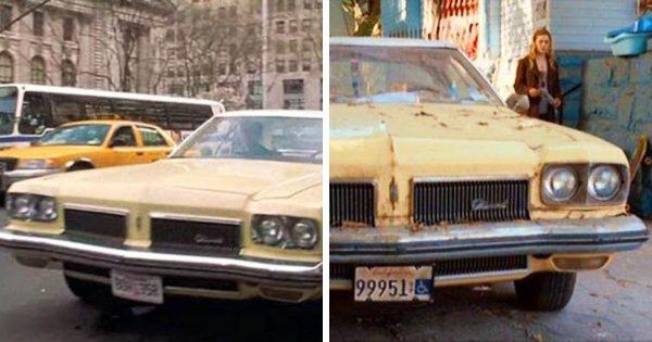 Одна и та же машина появляется в фильмах режиссёра Сэма Рэйми