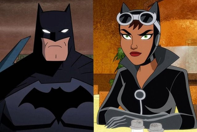 """DC запретил в мультфильме """"Харли Квинн"""" сцену, где Бэтмен удовлетворяет Женщину-кошку: шутки и мемы"""