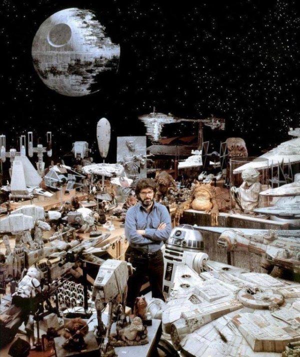 Джордж Лукас до CGI, 1984 год