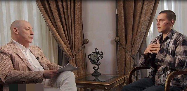 Рэпер Face переиграл телеведущего Дмитрия Гордона его же методом