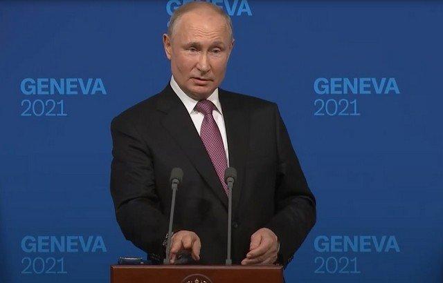 Владимир Путин ответил на вопрос о новом этапе отношений с США