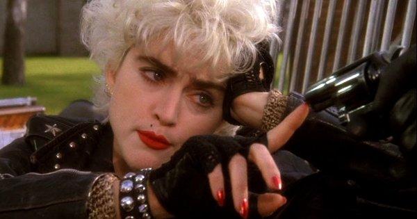 Мадонна — 9 побед и 7 номинаций