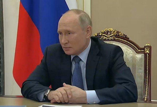"""Владимир Путин о Джо Байдене: """"Образ, который рисует пресса, не имеет ничего общего с реальностью"""""""