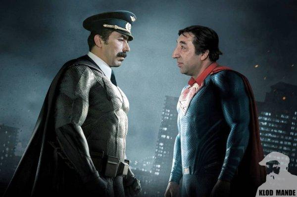 «Мимино» + «Супермен»