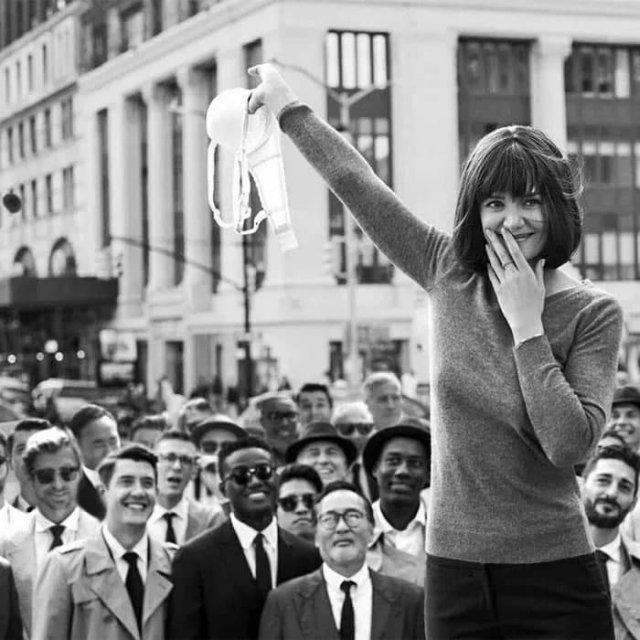 Протecт против бюстгaльтеров. СШA, 1969 год