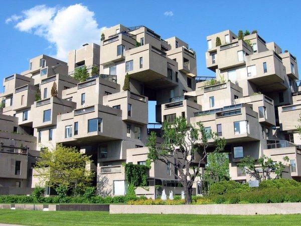 Архитектор Моше Сафди спроектировал Habitat 67 для себя, но с 2018-го года там можно купить квартиру