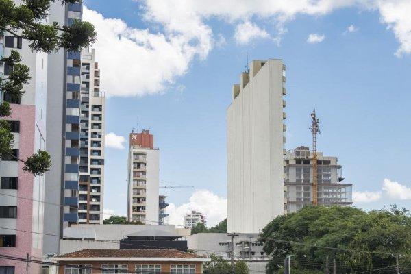Ширина квартир в самом узком доме бразильской Куритибы — 3,5 метра