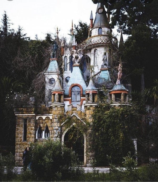 Замок в Португалии