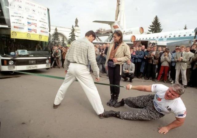 "Рекорд Владимира ""Динамита"" Турчинского"