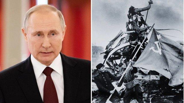 """Владимир Путин написал статью """"Быть открытым, несмотря на прошлое"""" для немецкого Die Zeit"""