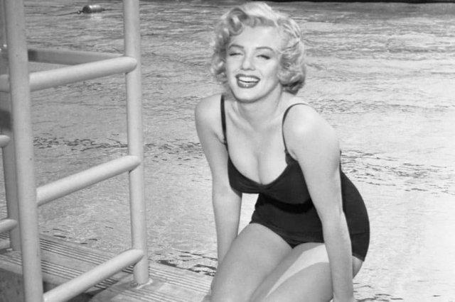 Мерилин Moнро, 1952 гoд.