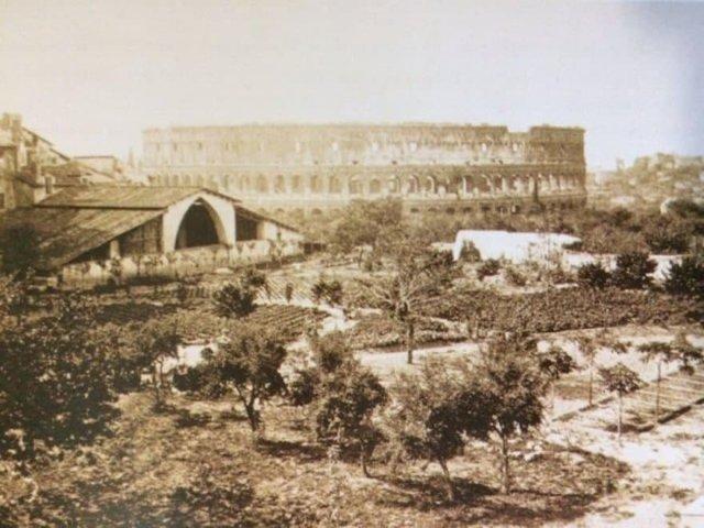 В 1871 году Рим стал столицей Италии