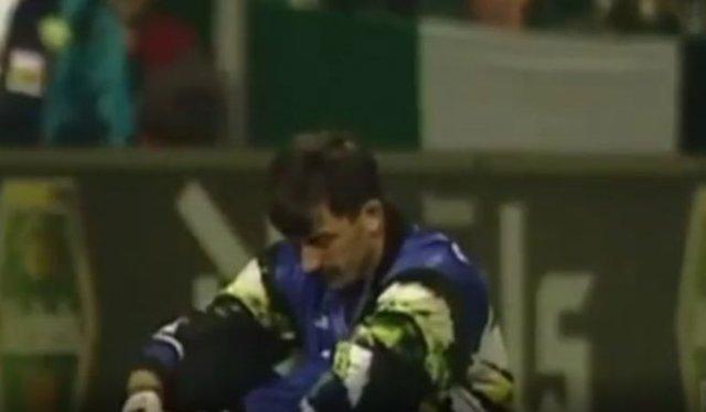 Как в 1994 году Станислав Черчесов пропустил глупый гол из-за собственной самоуверенности