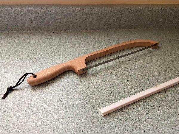 Нашёл это в коробке с кухонной утварью. Это используется для резки мяса или чего-то ещё?