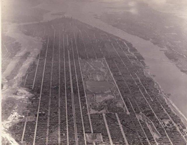 Манхэттен в 1931 году
