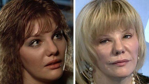 Александра Захарова, «Убить дракона» (26 и 57 лет)