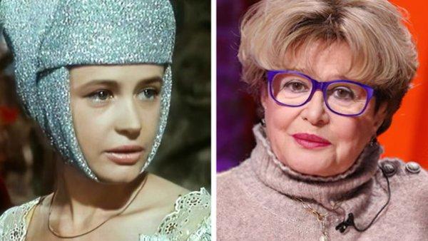 Марина Неелова, «Принц и нищий» (25 лет и 74 года)