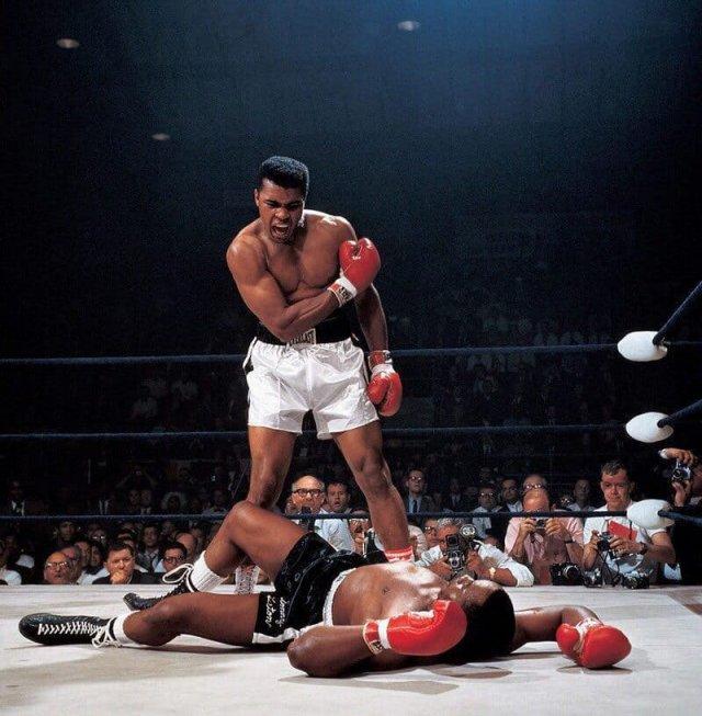 Мухаммед Али против Сонни Листона, 1965 год