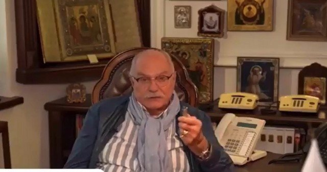 Никита Михалков призвал сделать Ольгу Бузову билитершей и не пускать в МХАТ
