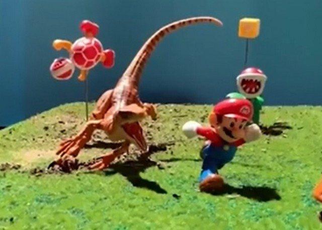 Как создать шедевральные кадры из детских игрушек