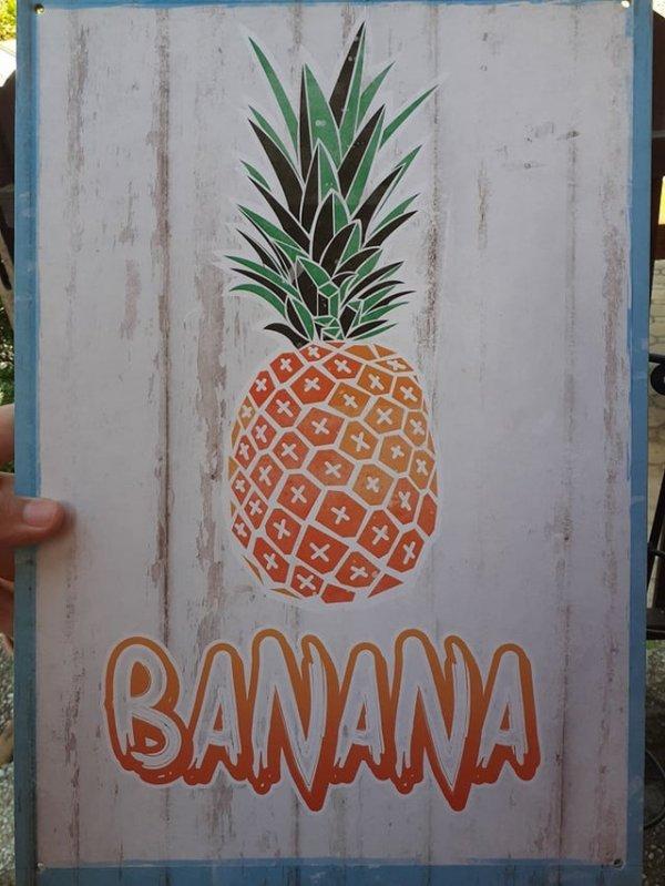 Бананы? Конечно, я слышал о бананах