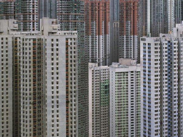 Урбанистические джунгли Гонконга