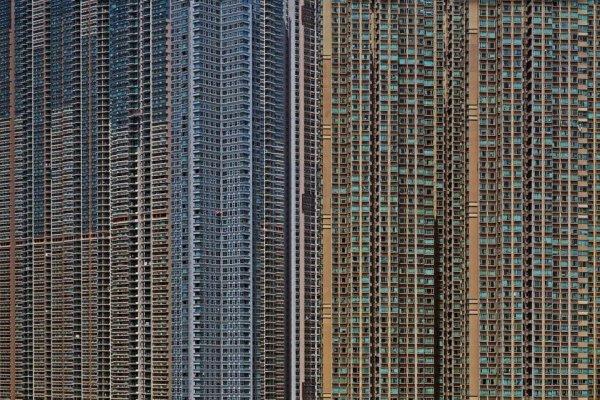 Человеческие муравейники Гонконга