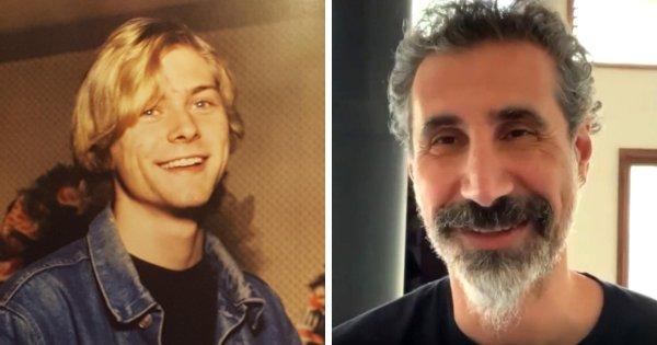 Курт Кобейн и Серж Танкян родились в 1967 году