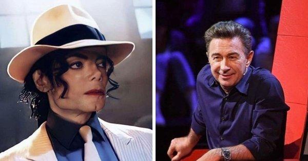 Майкл Джексон и Валерий Сюткин родились в 1958 году