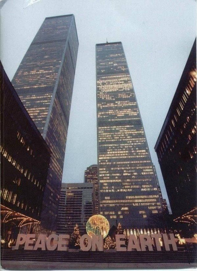 Нью-Йорк, 1970-е гг.