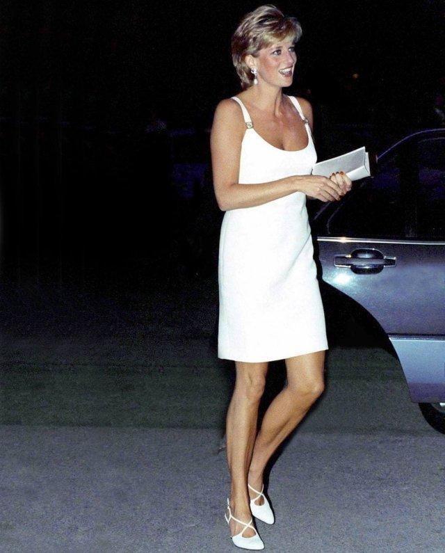 Архивные фотографии принцессы Дианы