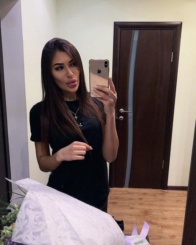 Саламова Аля - победительница в конкурсе «Мисс Москва 2020/2021»