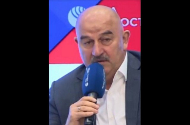 Станислав Черчесов высказался об успехах сборной России на Евро-2020 и о том, почему он не уходит