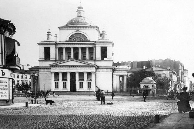Люди на улицах Петербурга в начале ХХ века. Часть вторая