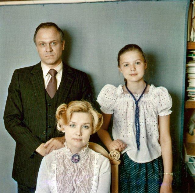 Архивные фотографии Владимира Меньшова