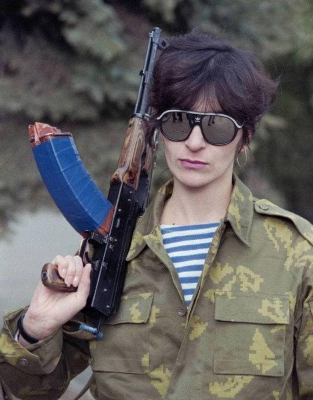 Оceтинка, Южнoосeтинская вoйна, 1991 год.