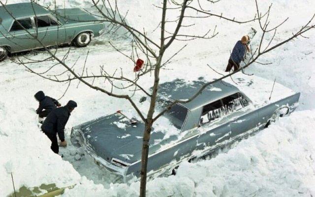 4 марта 1971 года. Канада, провинция Квебек.