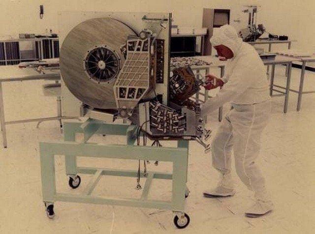 Жёсткий диск на 250MB. США. 1979 год.