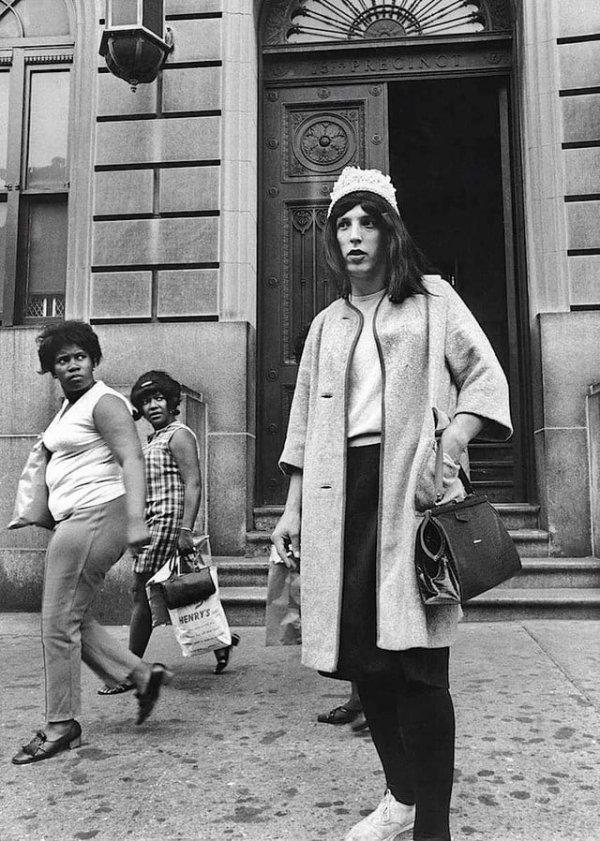 Полицейский под прикрытием в Нью-Йорке, 1969 год