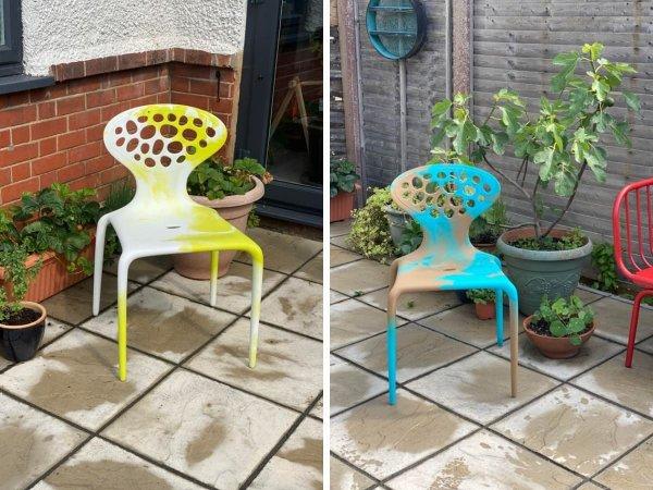 Странные и прикольные стулья для творческих личностей
