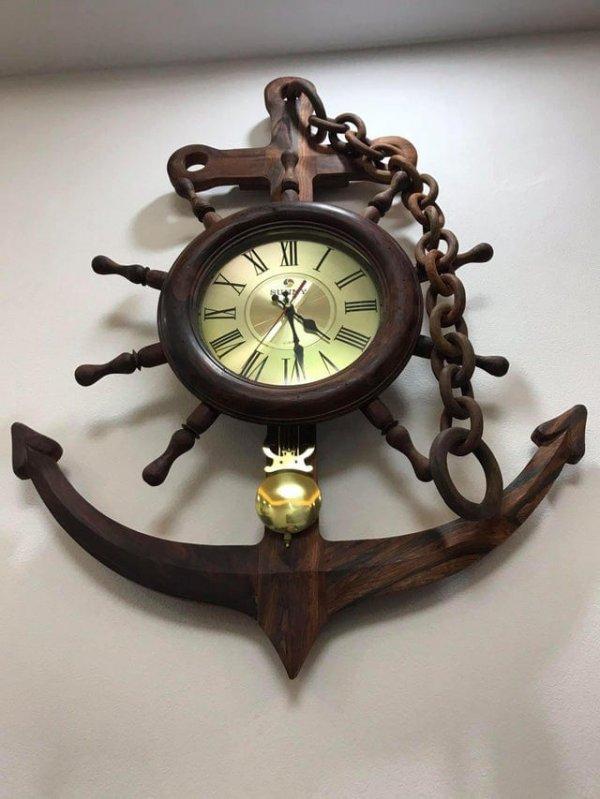 Часы для настоящего морского волка
