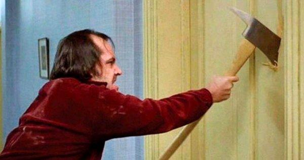 Топор Джека Торранса из фильма «Сияние» (1980)