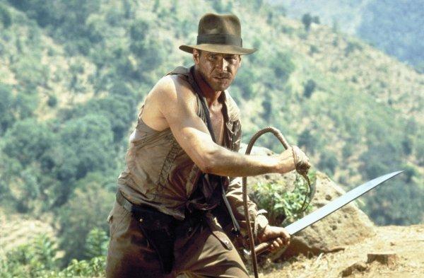 Шляпа Индианы Джонса из фильма «Индиана Джонс и храм судьбы» (1984)