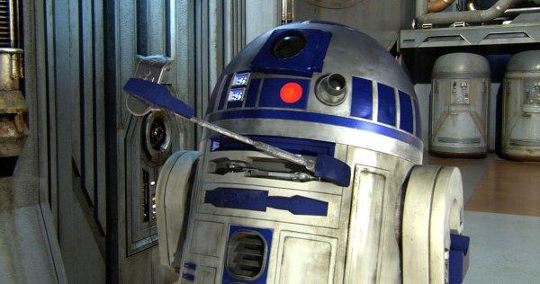 Дроид R2-D2 из оригинальной трилогии «Звёздных войн»