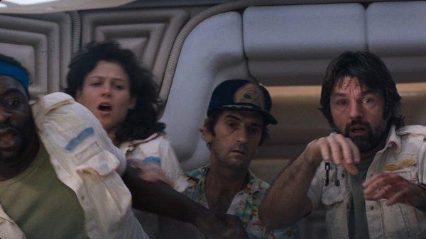 Личинка ксеноморфа из фильма «Чужой» (1979)
