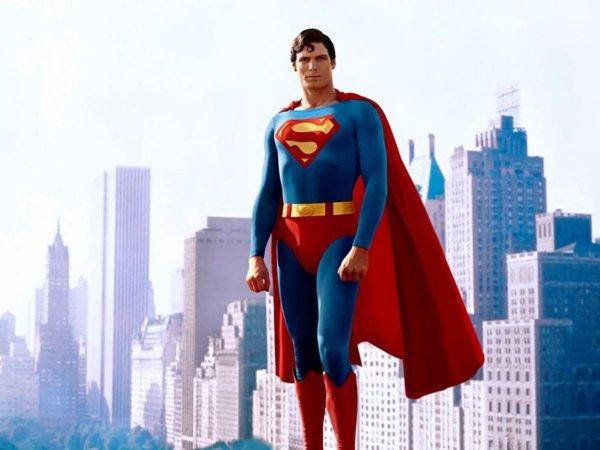 Костюм Супермена из одноимённого фильма 1978 года