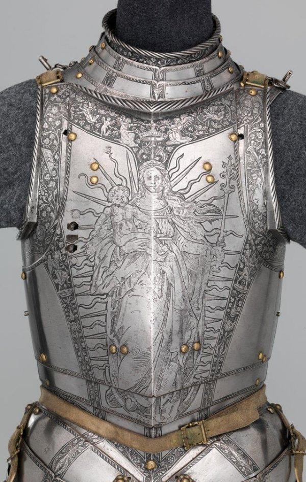 Латы Фердинанда I, императора Священной Римской империи, 1549 год